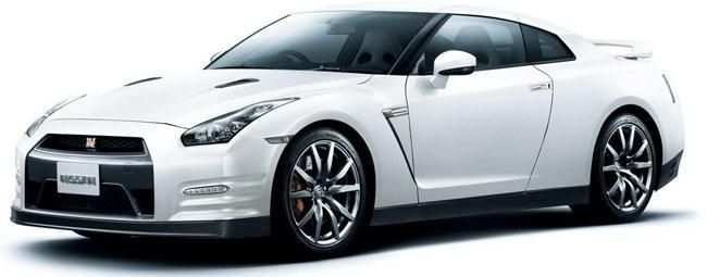 Nissan GT-R 2013: from Japan with love