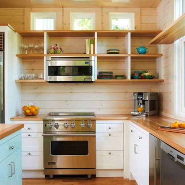 Kitchen Shelf Above Cooker: 1000+ Ideas About Microwave Shelf On Pinterest