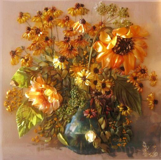 (23) Gallery.ru / Фото #1 - Желтые цветы - veronik