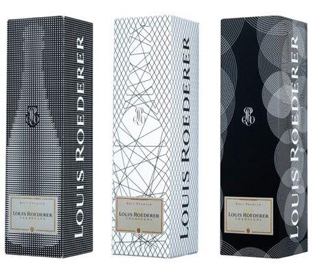 Louis Roederer package design PD/coffret/ligne