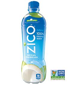 ZICO Coconut Water - Naturally supports hydration with 5 electrolytes