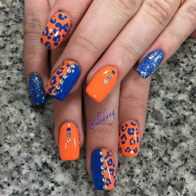 Oh my god BRONCOS NAILS!!