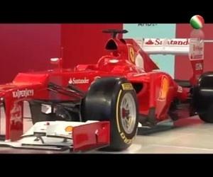E' stata presentata alla stampa e al pubblico la nuova Ferrari Formula 1, che sarà in gara nel Campionato Mondiale 2012. Il suo nome è Ferrari F2012. http://www.nuvolari.tv/formula-1/ferrari-f-2012-formula-1