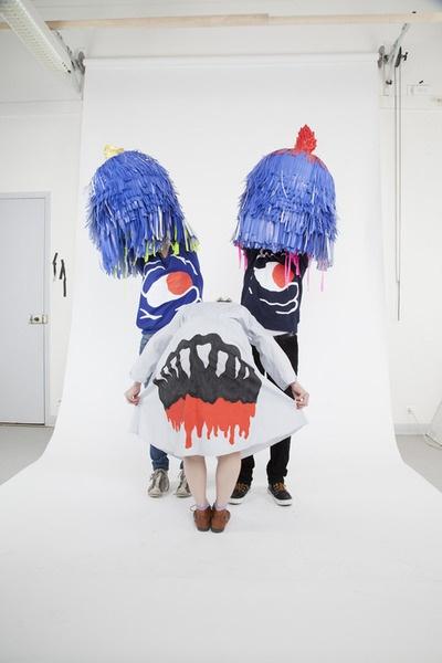 Ecole Duperré/Atelier photo / Pablo Grand Mourcel & Lisa Laubreaux, post DSAA