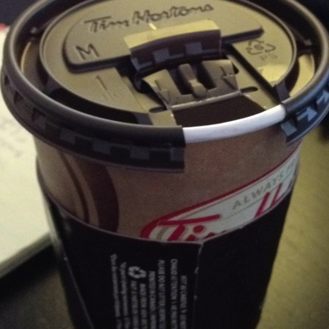 Tim Hortons March 29th - 11:38am - no roll up. They ran out of rollups for the Medium cups. Laaaame