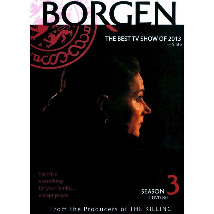 Borgen: Season 3 [4 Discs]