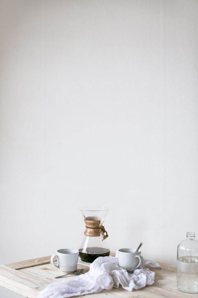 love #coffee + white ♡