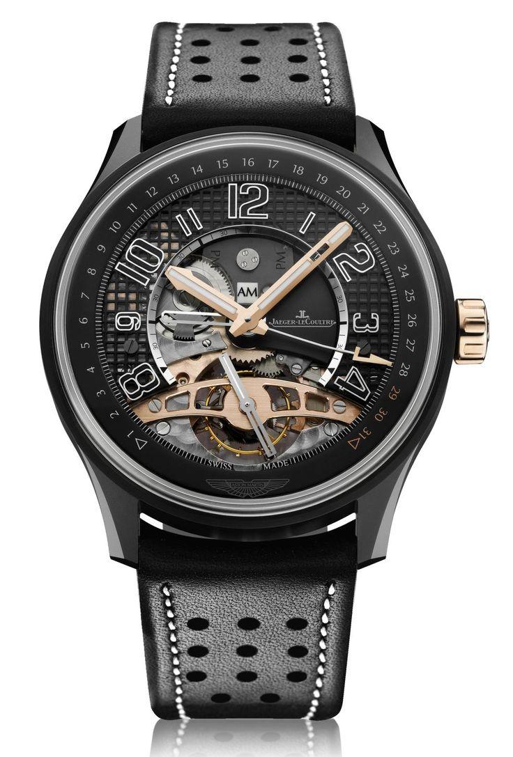 Jaeger-LeCoultre :  AMVOX3 Tourbillon GMT