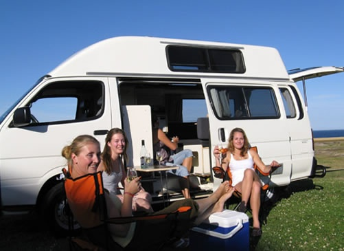 Hire A Best Campervans in Australia