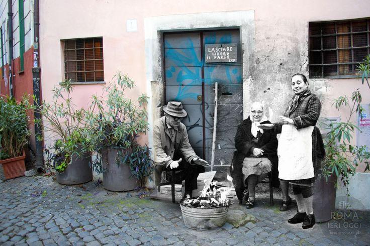 1971 Vicolo del Leopardo Roma   #TuscanyAgriturismoGiratola