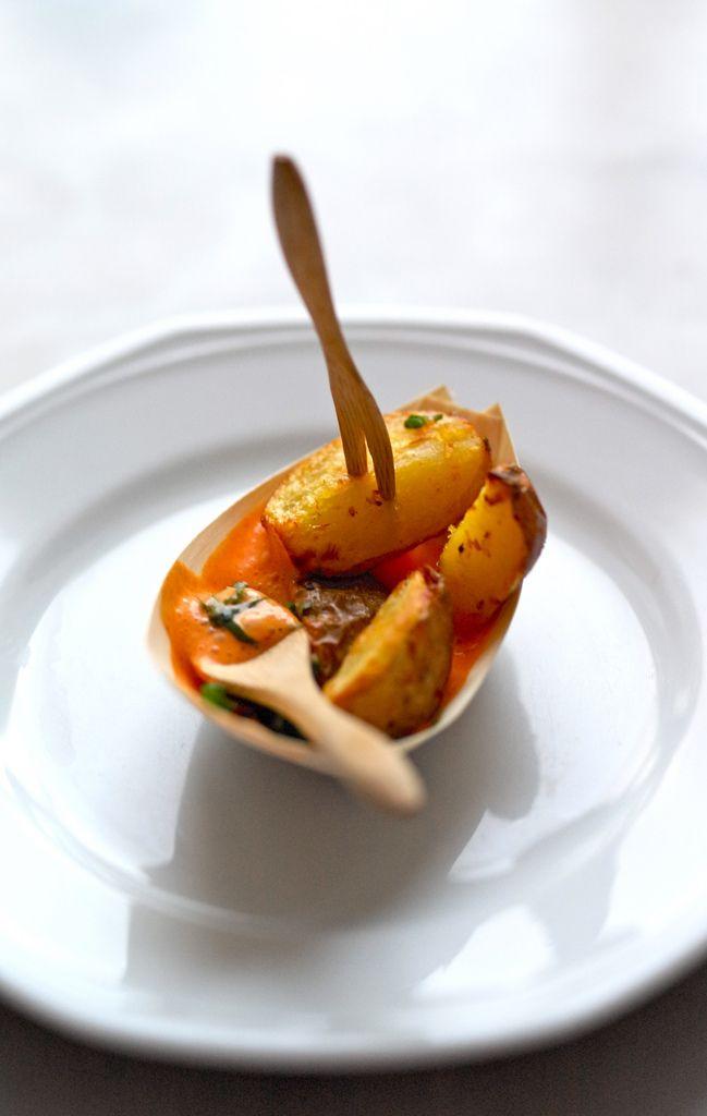 Картофельно-перечный соус, базовый