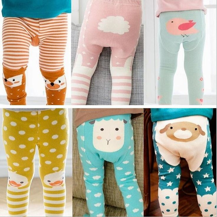 Hot Sale 2016 New Baby Tights Big PP Crotch Cartoon Pantyhose 9 Points Pants Cotton Warm Stockings Tights Baby Tights 8 Types //Price: €6.62 & FREE Shipping //   #fashion #baby #clothes #trendy #2017