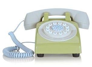 Retro Phone by Next