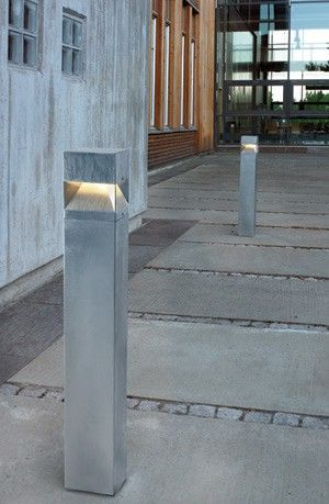 Arvika, moderne tuinverlichting van Norlys / Arvika, modern garden lighting by Norlys