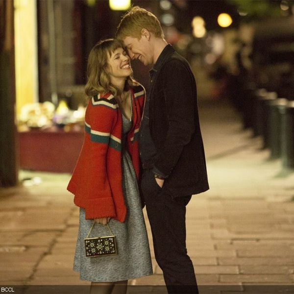 absolutely in love with this movie. About Time.