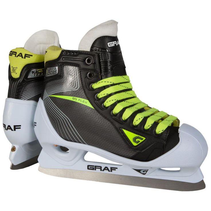 Graf G5035 Goaler Ice Hockey Goalie Skates - Junior