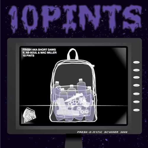 HNHH Premiere! Short Dawg recruits Mac Miller and Ab-Soul on '10 Pints.'Short Dawg is gearing up to drop a new mixtape NoDOZ soon, and in anticipation of the...