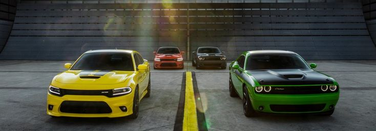 car lot colors metalilics dodge chargers | Check out the new Dodge Challenger T/A and Charger Daytona!