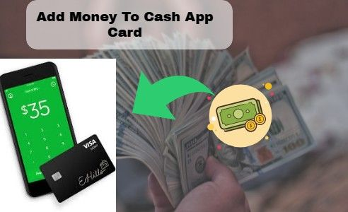 How To Add Money To Cash App Card In 2020 How To Get Money App Money Cards