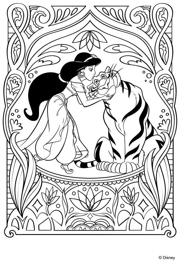Dibujos Para Colorear De Las Princesas Disney Colorear