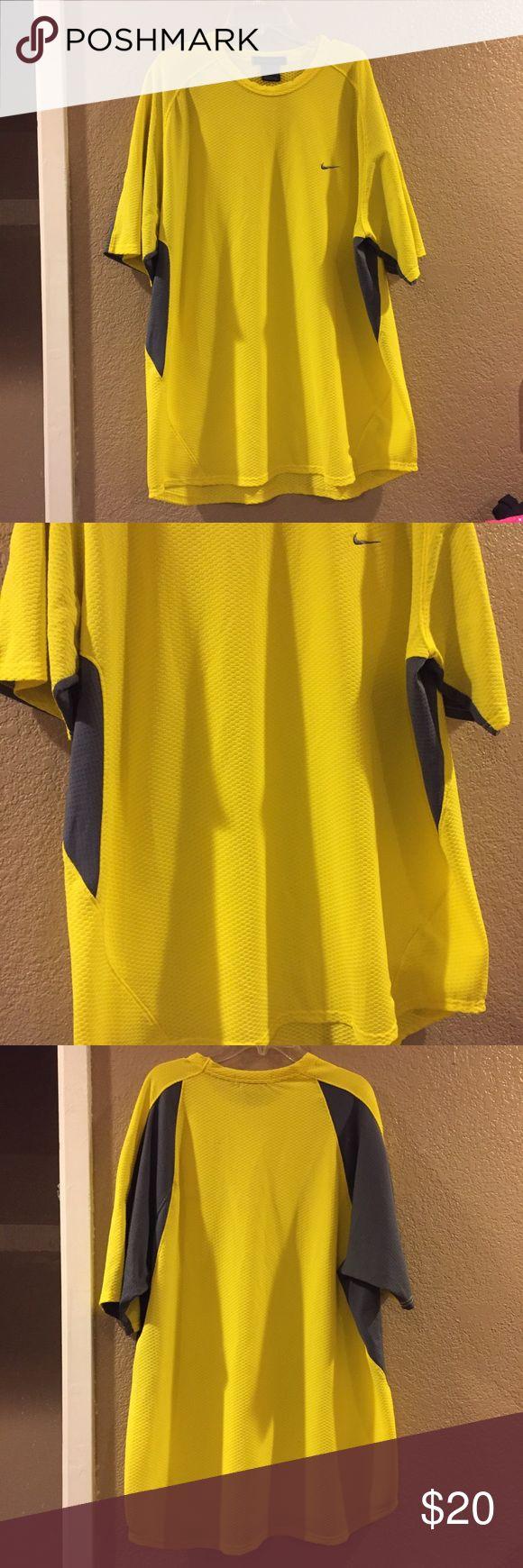 Men's Nike cycling shirt EUC Nike Shirts Tees - Short Sleeve