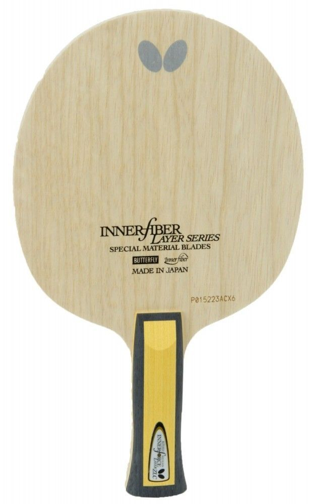 F/S Butterfly Table Tennis Racket Innerforce Layer ZLC AN 36682 Made in Japan #Butterfly