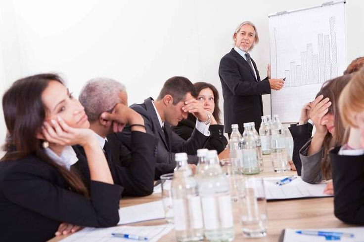 So you have an idea of what makes a successful presentation, but what are the things you should avoid? Here're three things you ought not to be doing...