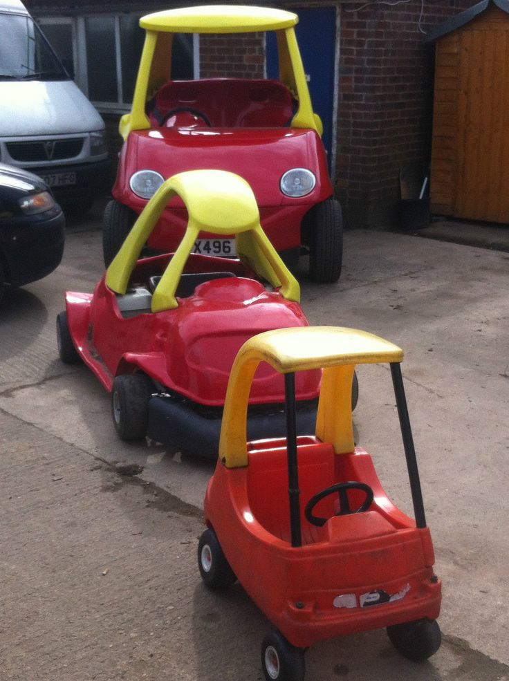 Adult-Size Little Tikes Car For Sale on eBay | POPSUGAR Moms