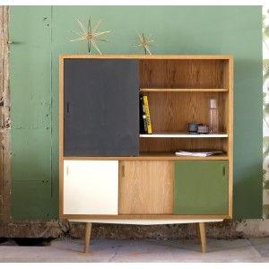 Couleurs salon  http://www.atelier159.com/562-3512-thickbox/buffet-red-edition-fifties-gris-vert-creme.jpg