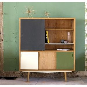 Couleurs salon  http://www.atelier159.com/562-3512-thickbox/buffet-red-edition-fifties-gris-vert-creme.jpg
