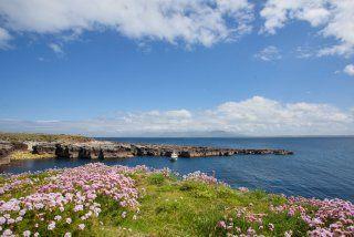 Ile d'Inishmurray, Sligo, Irlande