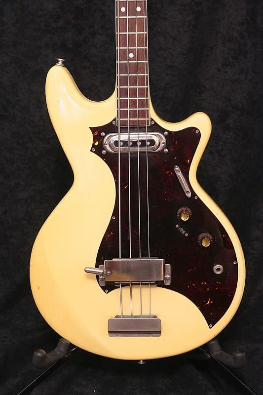 Framus Strato Star Bass 5 156 52 1960 S Cream White Reverb Bass Bass Guitar Electric Bass