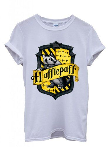 Hufflepuff House Harry Potter Unisex T-Shirt