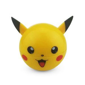 social share coupon for 5% discount 50mm Pikachu Pokemon Grinder With Free Gift Box