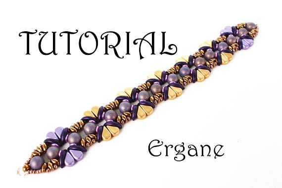 This is a tutorial in pdf file.  Another bracelet tutorial. This one is with new beads Amos par Puca. Tutorial is dedicated to Beginning Beaders but those who made at least few projects. Amos par Puca creates hearts, Its very lovely project. :)