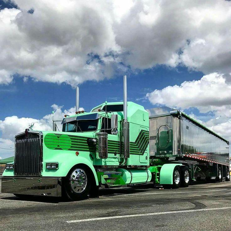 519 Best Big Rig Show Trucks Images On Pinterest Big