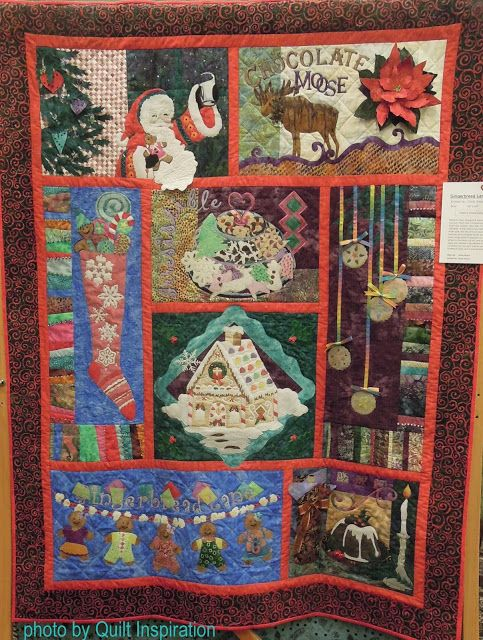 The 12 Days Of Christmas Day 2 Quilt Inspiration