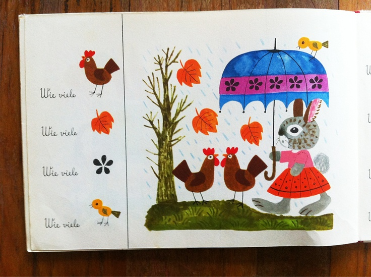 Das Goldene 1x1, Illustration by Karoly Reich, 1971, ex Libris, Corvina Verlag