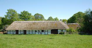 Gård fra Lundager - Frilandsmuseet - Nationalmuseet