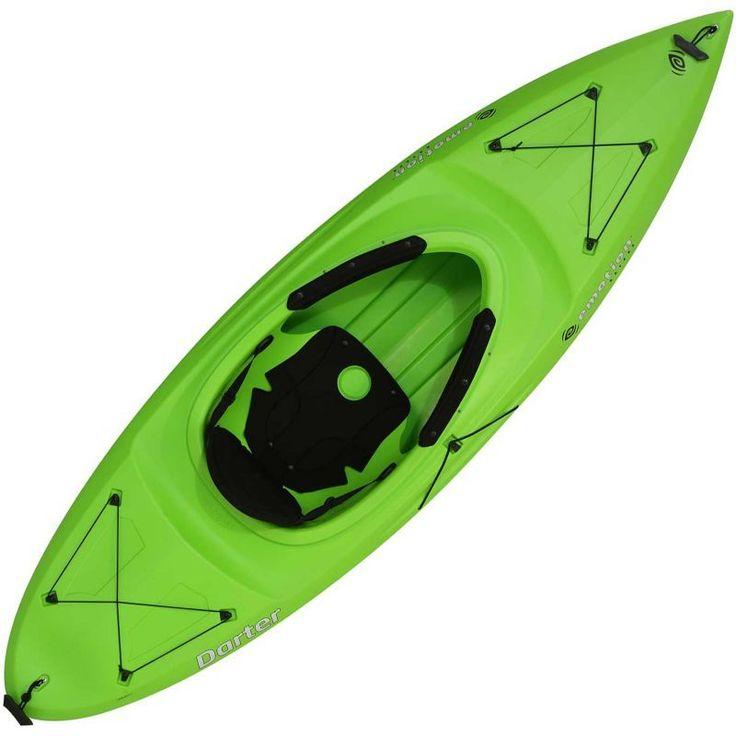 Emotion Darter 9 Kayak, Green