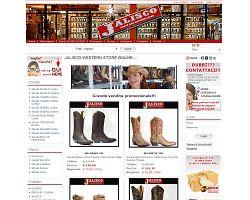 Jalisco.it  Il più grande negozio di stivali d'Italia e abbigliamento di importazione