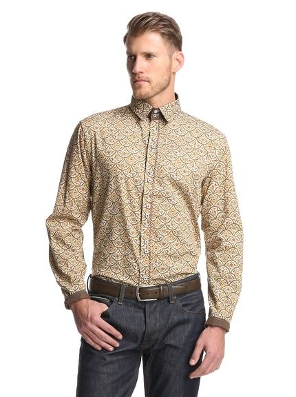 John Lennon Men's Attica State Long Sleeve Shirt at MYHABIT