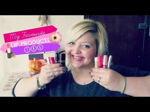 ☆ My Favorite Lip Products | TAG ☆