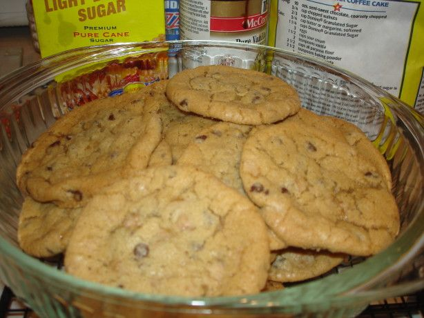 Make and share this Butter Brickle Cookies recipe from Food.com.