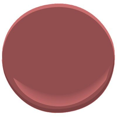 Benjamin Moore Warm Earth 1274 Accent Color Perfection