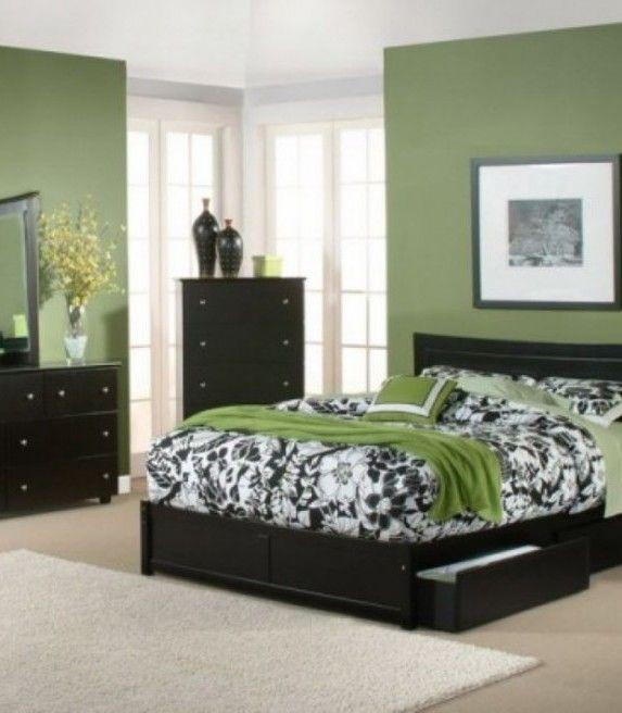 Black Light Bedroom: Best 20+ Light Green Bedrooms Ideas On Pinterest
