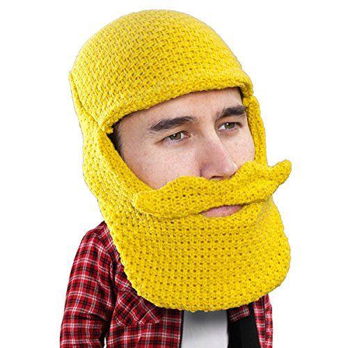 1000+ ideas about Beard Head on Pinterest Crochet letters, Crochet beard ha...