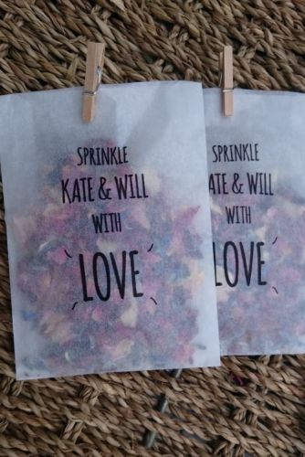 10-Confetti-Bags-Personalised-Vintage-Shabby-Chic-Optional-Biodegradable-Petals