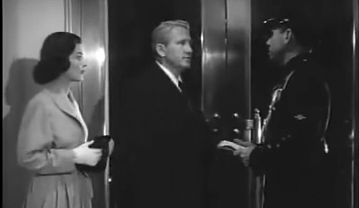 Spencer Tracy Joan Bennett Father's Little Dividend Traffic Cop