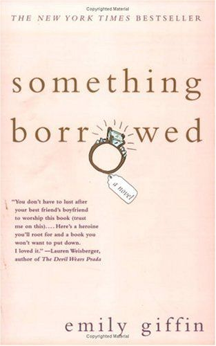 Something Borrowed: Worth Reading, Emily Giffin, Something Borrowed, Beaches Reading, Books Worth, Good Movie, Favorite Books, Great Books, Good Books